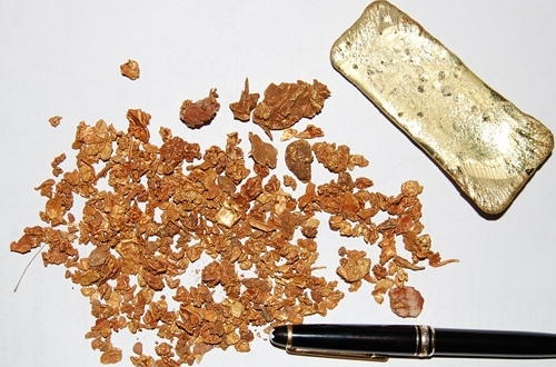 Precious Metals Gold (Au) Mining Operation Sold | Georgetown Inlier